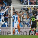 Real Sociedad move into Champions League places with win over Betis