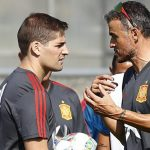A change at the helm for the Spanish national team