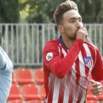 Atletico Madrid youngster Dario Poveda suffers ACL injury