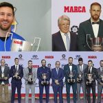 The MARCA 2019 football awards: Messi collects sixth Pichichi
