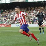 Correa took just two minutes to positive affect Atletico