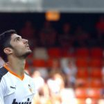 Guedes has been sidelined for 26.1 percent of his time at Valencia