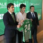 Alena: I hope these six months can be full of glory for Real Betis