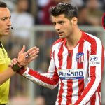 Morata ended up vomiting before Supercopa final penalty shootout