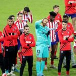 Atletico Madrid's disappointment has green shoots of promise
