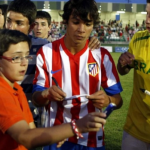 Oliver Torres' start at Atletico: Cameras followed me, even when I was doing exams