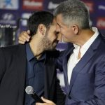 Spanish Football Juanfran could also follow in Gabi's footsteps and return to Atletico Madrid
