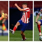 Spanish Football  Atletico Madrid's captains carry the load