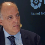 Tebas: The only person responsible for Fuenlabrada travelling to A Coruna is me