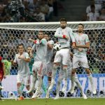 Spain to play Portugal in Lisbon in October