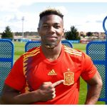 Adama Traore tests positive for COVID-19 and will not join Spain squad