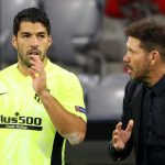 Simeone: With Suarez in the team, Atletico Madrid have to provide for him